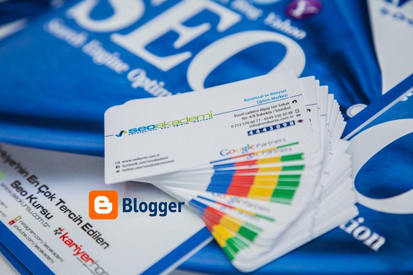 Bloggerlara Özel Ücretsiz SEO Semineri