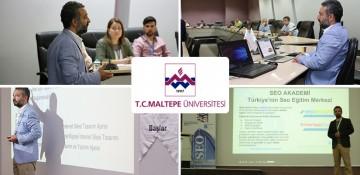 maltepe üniversitesi seo eğitimi